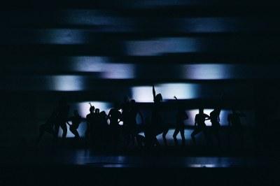Akrobatikfestival 2020 im Frederik-Paulsen-Hörsaal