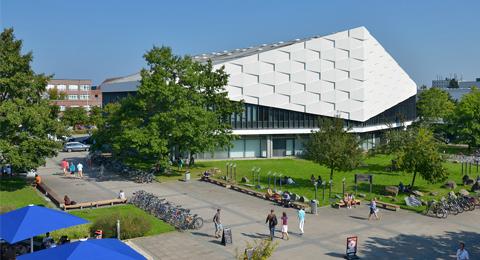 Veranstaltungsort  Auditorium Maximum (Audimax, CAP 2)