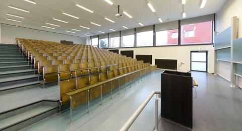 Hörsaal 2 CAP 3