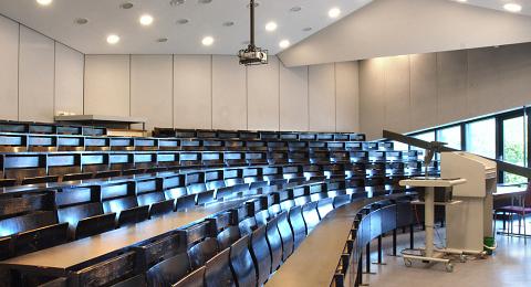 Auditorium Maximum, Hörsaal F | © Uni Kiel