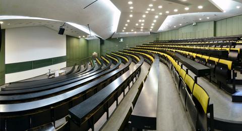 Hörsaal H CAP 2