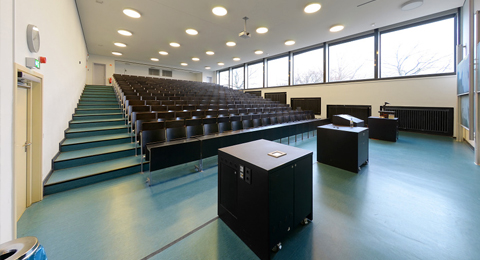 Hörsaal 3 CAP 3