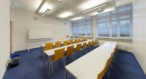Seminarraum 106a (geteilt) Leibnizstraße 1