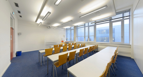 Seminarraum 106b (geteilt) Leibnizstraße 1