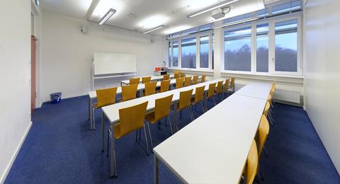 Seminarraum 207a (geteilt) Leibnizstraße 1