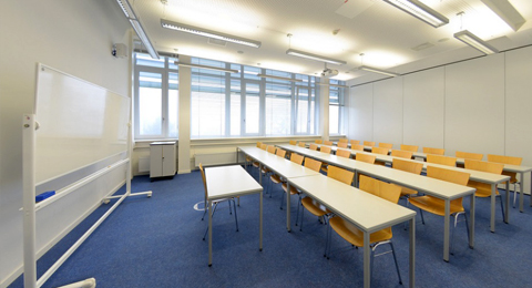Seminarraum 208a (geteilt) Leibnizstraße 1