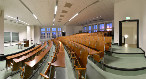 Hebbelhörsaal (Raum 201) Olshausenstraße 40