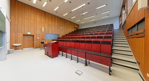 Hörsaal 4 Olshausenstraße 75